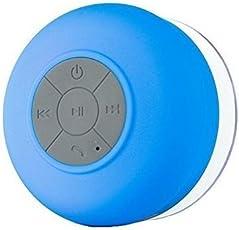 Elevea Mini Waterproof Bluetooth Shower Speaker for All Smartphones