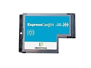 SCM Lecteur de carte à puce Chipdrive Expresscard 54, classe 1