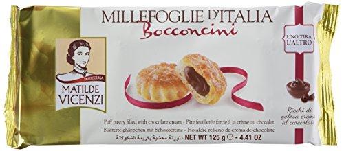 Matilde Vicenzi, Dulce de chocolate (Hojaldres) - 8 de 125 gr. (Total 1000 gr.)