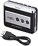 ION Audio Tape Express Lettore Portatile a Cassette/Mp3 e Convertitore Analogico-Digitale per Mac o PC con Software di Conversione Incluso