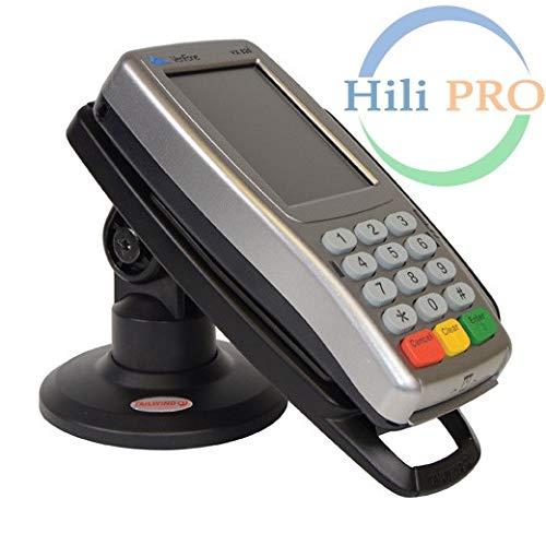 Support pour Verifone VX820 Terminal de Carte de crédit - 7,6 cm Compact  avec verrou & Lock - s'incline 140 Degree- Non pivotant