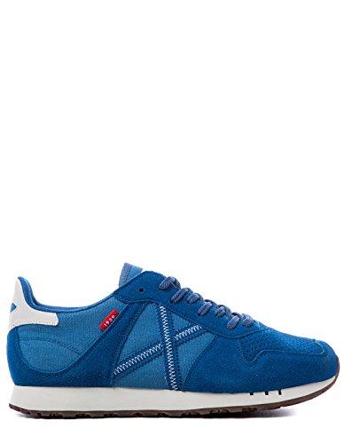 Munich Massana, Sneaker Unisex – Adulto Blue
