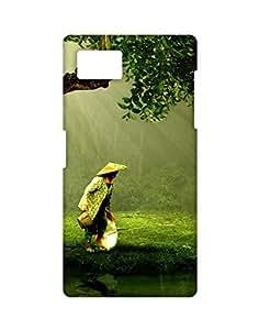 Mobifry Back case cover for Lenovo K920 Mobile ( Printed design)