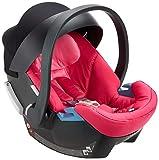 CYBEX Gold Babyschale Aton 5, Inkl. Neugeboreneneinlage, Ab Geburt bis ca. 18 Monate, Max. 13 kg, Fancy Pink