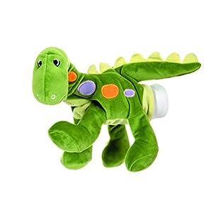 Egmont Toys- Marioneta Dinosaurio, Color Verde (E160670)