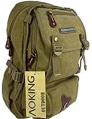 aoking T115, gran Trekking Mochila 35L Outdoor–Mochila 32x 48x 22