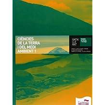 Ciències de la terra i del medi ambient 1. Batxillerat - 9788498049237