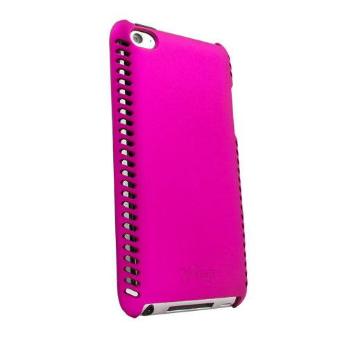 iFrogz Luxe Lean Case für Apple iPod Touch 4 rosa Ifrogz Luxe Case