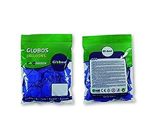Globest- Globos de fiesta, Color azul (Festival 50012)