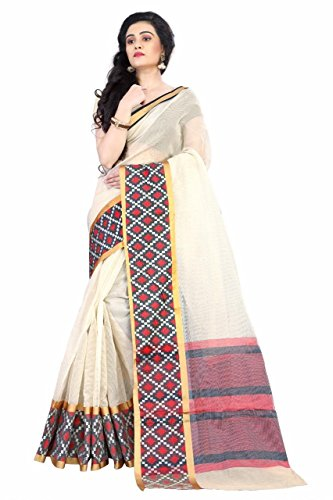 Best Seller: Premium Quality Munga Checks Saree with Blouse