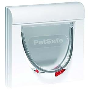 PetSafe  Chatière Petsafe Staywell Magnétique Avancée Série 900 Blanc