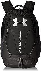 Under Armour Unisex Hustle 3.0 Backpack, Blackblack, One Size