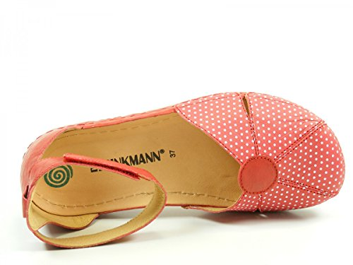Dr. Brinkmann Damen Sandalette Rot