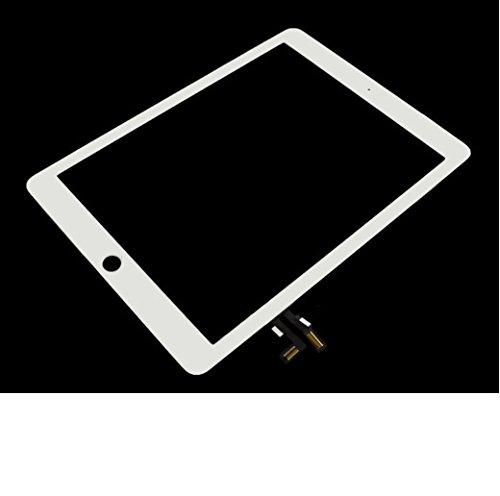Preisvergleich Produktbild iPad Air Ersatz Display Touchscreen Digitizer weiß, Klebestreifen Neu