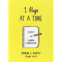 1 Page at a Time: A Daily Creative Companion