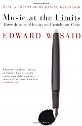 Music at the Limits by Edward Said (2009-05-18)