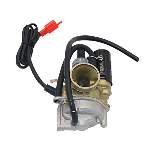 Homyl 1 Stück Vergaser Motorräder, Ersatzteile Kraftstoffförderung Vergaseranlagen Für Honda 2-Takt 50cc Roller Dirt Bike
