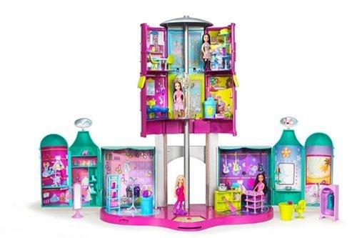 Mattel M8331 - Polly Pocket Einkaufspalast Coole Modetrends