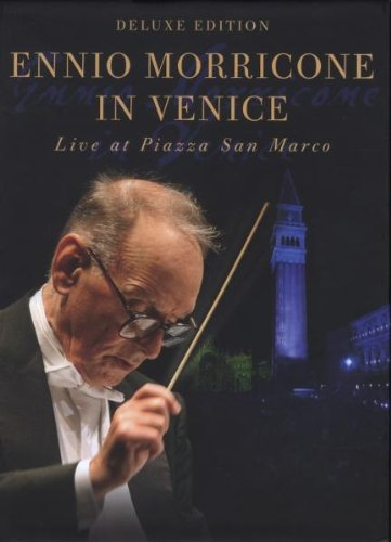 Ennio Morricone in Venice - Live at Piazza San Marco (DVD + 2 Audio-CDs + Buch) [Deluxe Edition]