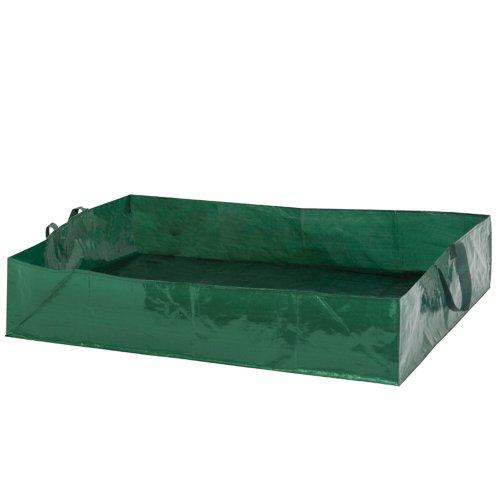 Preisvergleich Produktbild Kofferraum-Pflanzmatte 100x80x20cm m. 2 Griffen