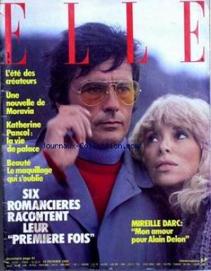 ELLE [No 1884] du 15/02/1982 - L'ETE...