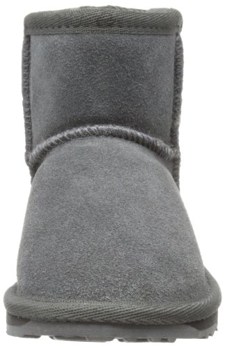 EMU Australia Wallaby Mini, Boots mixte enfant Gris (Charcoal)