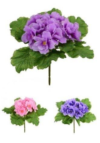 artificial-silk-african-violet-bush-20cm-all-3-colours