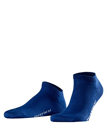 FALKE Herren Cool 24/7 kühlende Baumwolle Strümpfe Einfarbig Casual Socken, Blickdicht, royal blue, 45-46 -