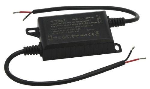 HEITRONIC HALOGEN/LED VORSCHALTGERÄT 0,1-65W 12V AC
