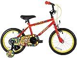 Sonic MO1606 Boy Tyke Bike, 16 inch Wheels - Red