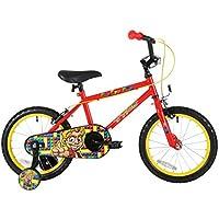 Sonic Tyke Boy's kid 16 inch  Bike, Red