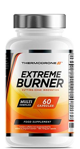 Fat-Burners-Extreme-Fat-Burners-for-Men-Women-60-Vegetarian-Capsules-UK-Manufactured-High-Strength-Premium-Safe-Legal-Fat-Burning-Pills-Diet-Pills-that-work-fast-Vegetarian-Vegan-Friendly--Bust-Belly-