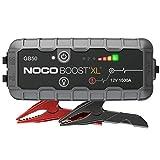 NOCO Boost XL GB50 1500 Ampere 12 Volt UltraSafe tragbares Lithium-Autobatterie-Starthilfe-Pack für bis zu 7-Liter-Benzin- und 4-Liter-Dieselmotoren