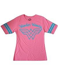 DC Comics Wonder Women Womens Juniors Tee T-Shirt Top (Small 3/5)