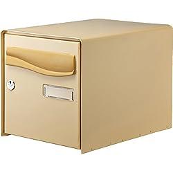 Decayeux 123703 Boîte aux lettres PTT LYS 1 face Beige