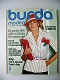Burda Moden 3/1976 macht Mode zum Mitmachen +Schnitt