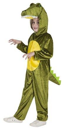 Monster Krokodil Overall Kinder Kostüm Größe Teenager 13 bis 16J. Karneval 50020 (Teenager Kostüme)