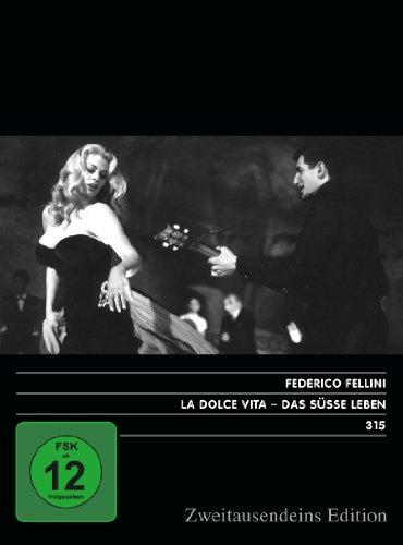 Bild von La dolce Vita - Das süße Leben. Zweitausendeins Edition Film 315