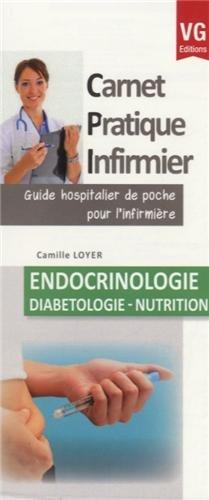 Endocrinologie diabétique-nutrition