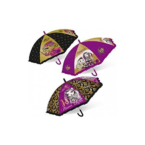 Maxi&Mini - EVER AFTER HIGH PARAPLUIE 75 CM IDÉE CADEAU MODELÉ ALÉATOIRE - MONSTER (High Monster Ideen)