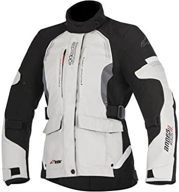 Alpinestars–Motocicleta Chaquetas–Stella Alpinestars Andes V2DRYSTAR gris