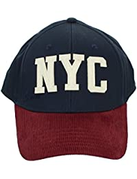 Schott NYC Men's Capjimmy Baseball Cap Pack of 6