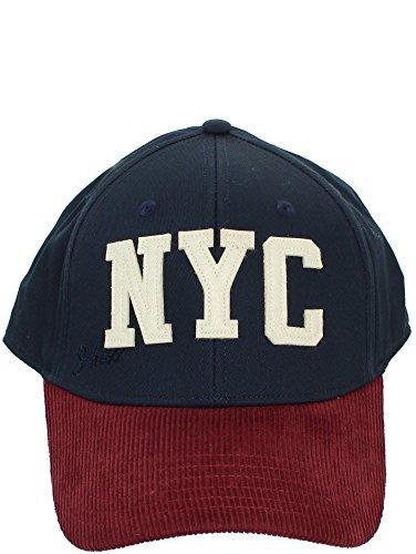 Schott NYC Herren Baseball Cap Capjimmy, 6er Pack, Mehrfarbig (Navy/Red 4660), One Size