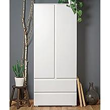suchergebnis auf f r kleiderschrank 80cm breit. Black Bedroom Furniture Sets. Home Design Ideas