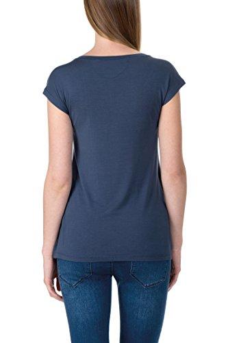 bellybutton Damen Umstands-T-Shirt Blau (Vintage 3992)