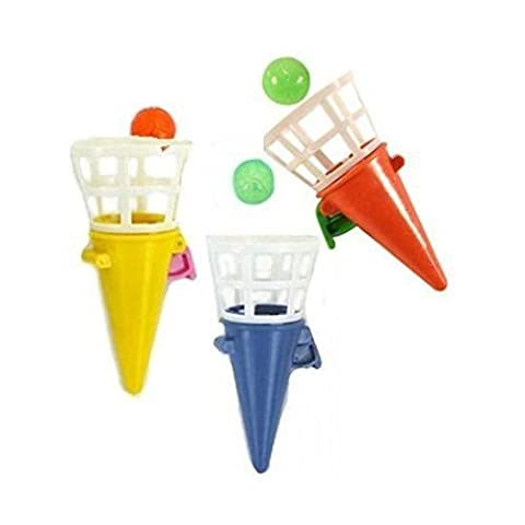 12 x Mini Click & Catch (7cm) Game - Unisex Party Bag Fillers / Childrens Party Bag Toys