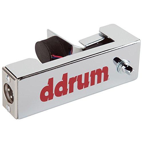 Ddrum CETK Elite - Trasduttore cromato per batteria elettrica