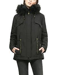 Manteau femme imitation desigual