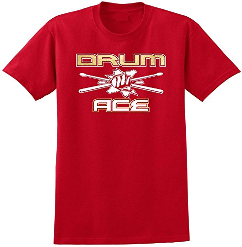 drum-fist-sticks-ace-red-rojo-t-shirt-tamano-87cm-36in-small-musicalitee