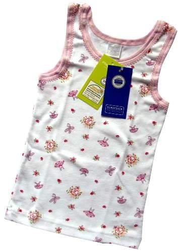 Preisvergleich Produktbild Schiesser 112601 - Prinzessin Lillifee Unterhemd,  Größe 128